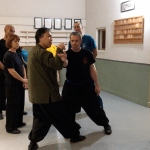 [Toutes disciplines] Tui Shou (Poussée des mains) – fondement de la pratique