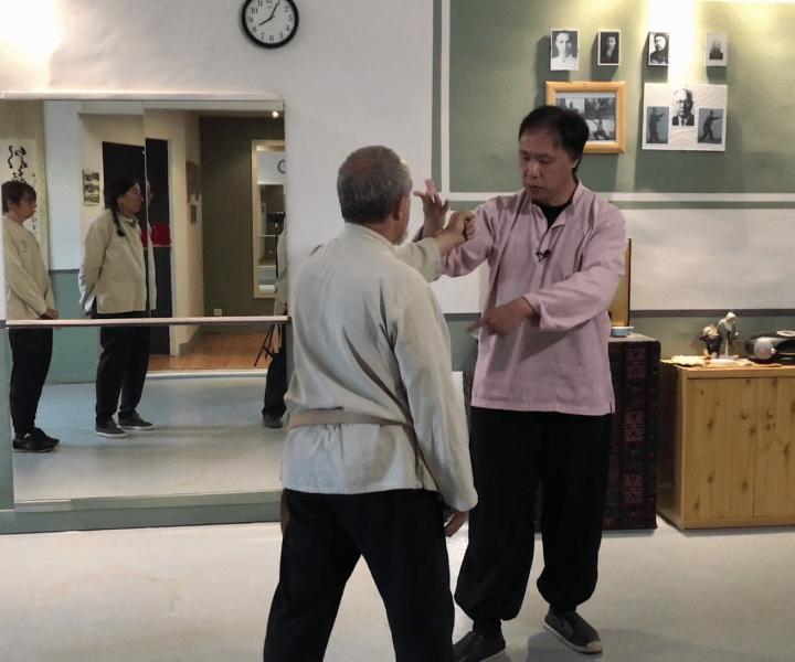 [Taiji Quan] On doit bouger sans bouger