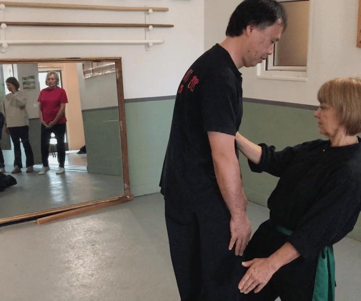 [Toutes disciplines] Prenez appui sur le genou