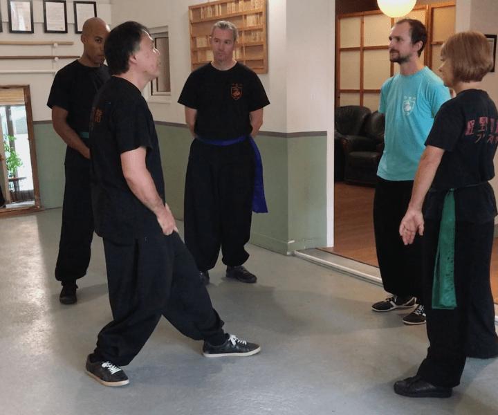 [Xingyi Quan] Comment bouger sans bouger ? — Pour acquérir des mouvements indétectables