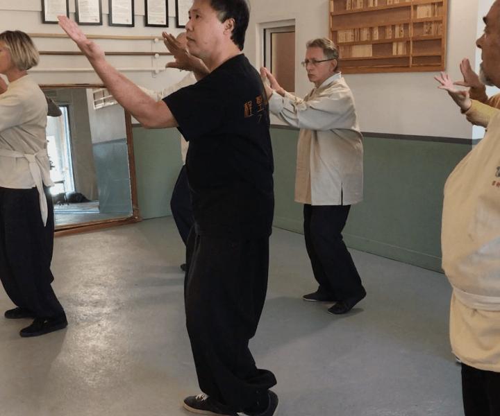 [Taiji Quan] Le mécanisme d'apprentissage d'un Taiji Quan traditionnel