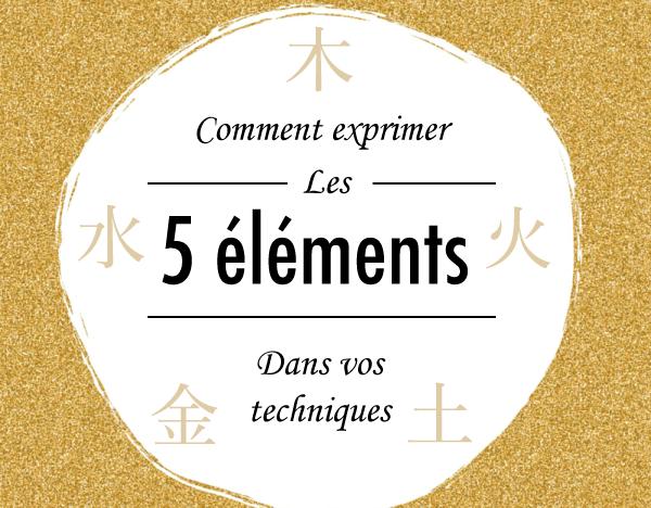 Comment exprimer les 5 éléments - Wuxing course image